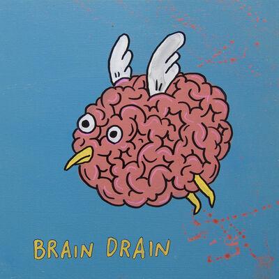 Laurina Paperina, 'Brain Drain', 2008