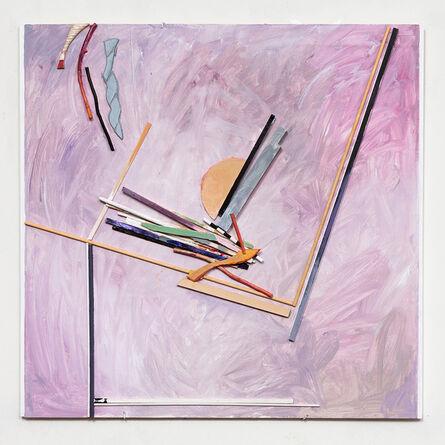 Elisabeth Munro Smith, 'Five Places: (Lavender)', 2016
