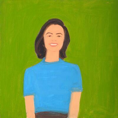 Alex Katz, 'Ada', 1959