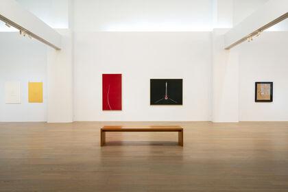 Truth as White|A Retrospective Exhibition of Chu Wei-Bor