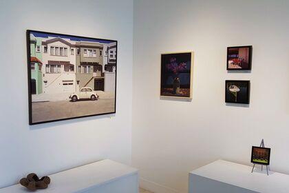 New Paintings:  Greg Gandy, Michael Murphy & Brandon Smith