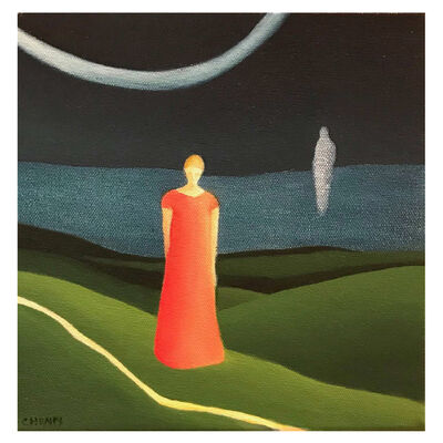 Nancy Cheairs, 'Golden Thread', 2017