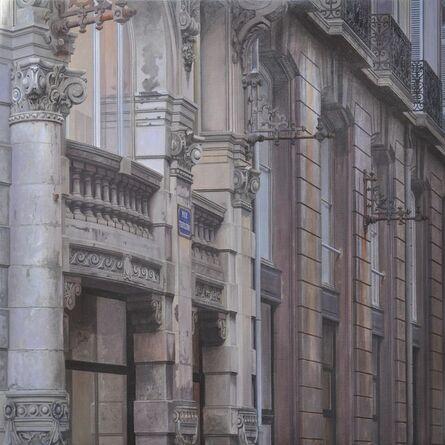 Carl Laubin, 'Rue Teulere, Bordeaux', 2015
