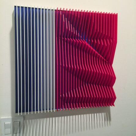 J. Margulis, 'Purple within', 2016