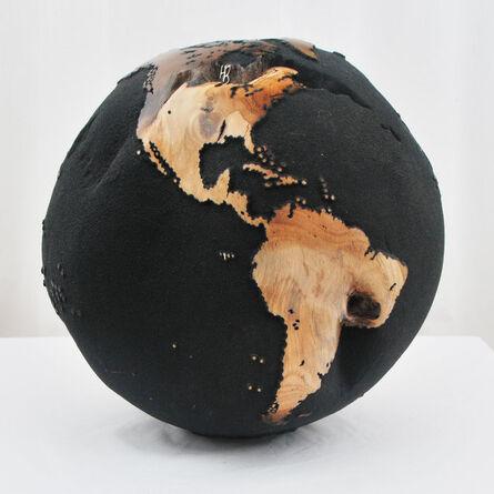 Bruno Helgen, 'Black Globe', 2016