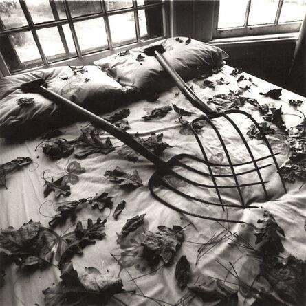 Arthur Tress, 'Making Leaves, Cold Spring, NY', 1978/1979