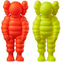 KAWS, 'KAWS WHAT PARTY set of 2 works (KAWS Companion set) ', 2020