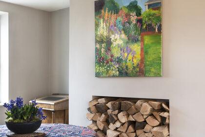 Eight Artists - Eight Interiors