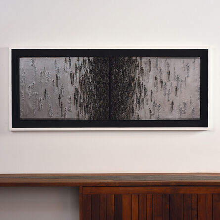Mary Giles, 'Lead Relief', 2011