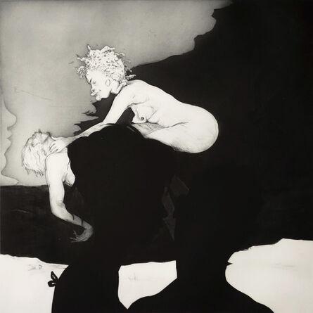 Kara Walker, 'the secret sharerer', 2010