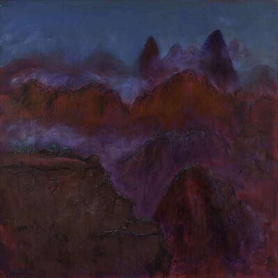 Zheng Zaidong, '山高峯奇 High Mountains', 2014