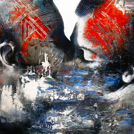 Yoakim Bélanger, 'Collision III', 2015