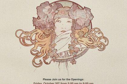 Alphonse Mucha: Art Nouveau
