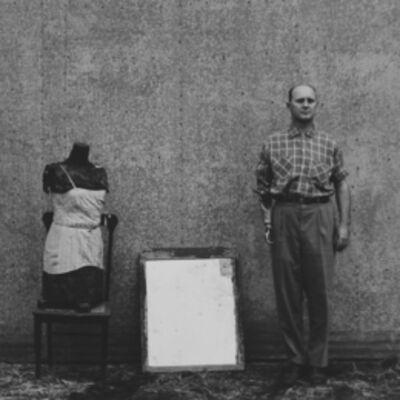 Ralph Eugene Meatyard, 'Cranston Richie', 1964/1974