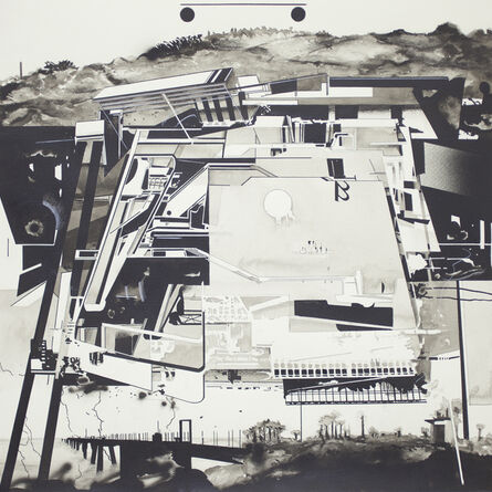 Hiroki Tsukuda, 'DMAD 06', 2015