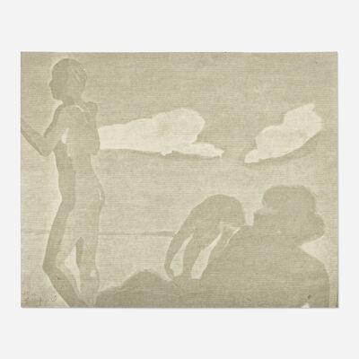 Eric Fischl, 'Untitled (Beach Scene)', 1991