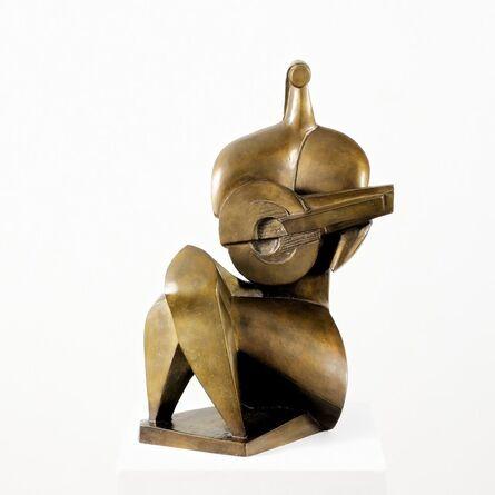 Wander Bertoni, 'Mandolin Player III', Design 1948