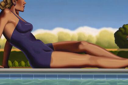 Kenton Nelson | Water Paintings