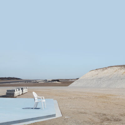 Lauren Marsolier, 'Landscape with White Chair', 2011