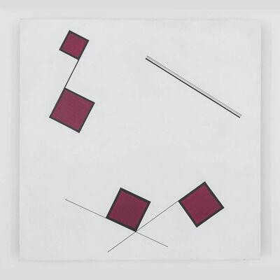 Lygia Pape, 'Pintura (Grupo Frente)', 1954-1956