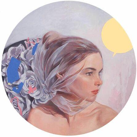 Helice Wen, 'Roses', 2017