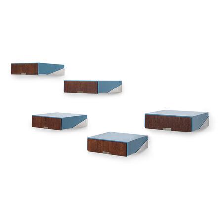 Arne Jacobsen, 'Drawer units', 1958