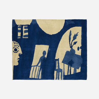 Pablo Picasso, 'Jacqueline tapestry', 1964