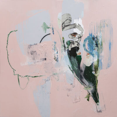 Tim Hussey, 'Aphasia 3', 2016
