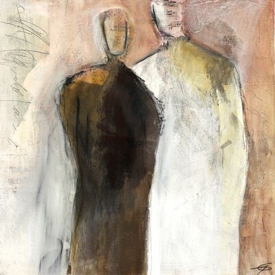Edith Konrad, '852', 2015
