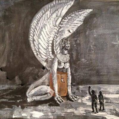 Joshua Goode, 'Rendering of Complete Oracle'