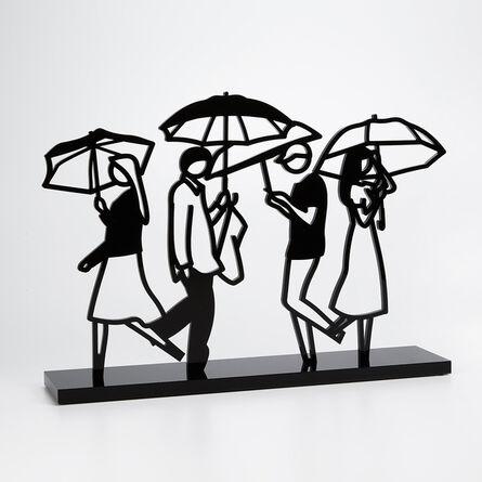 Julian Opie, 'Summer Rain 2, from Summer Rain', 2020