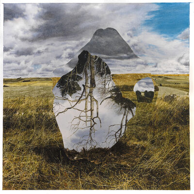 Colin Hunt, 'Untitled Study (The Avenue of Stones) No. 2', 2020