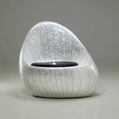 """Kang Myung Sun, '""""From the Glitter"""" Lounge Chair ', 2013"""