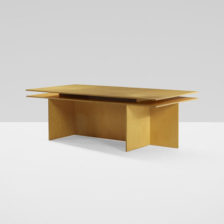 Donald Judd, 'Table (B-vB75)', 1992