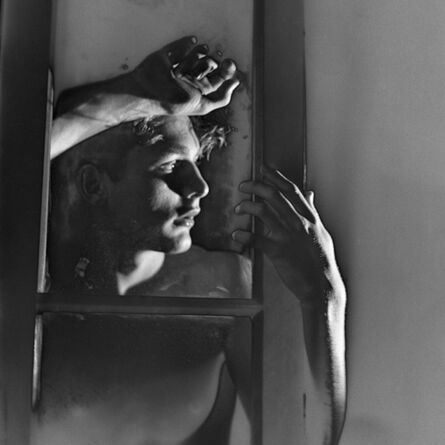 German Lorca, 'Devil inside, 1950', year print 1980s
