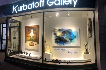 Holiday Season Group Show of New Works by Gallery Artists