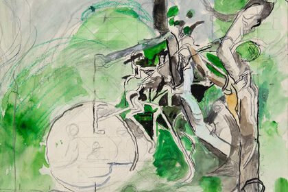 """""""From a Passing Shape"""": Modernist Works on Paper"""