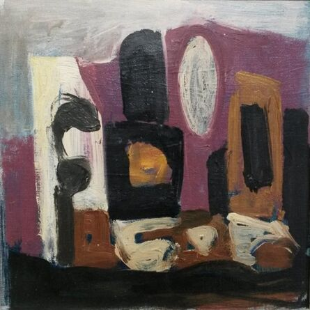 Edmund Alleyn, 'Untitled 1', 1956