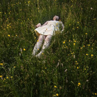 Cig Harvey, 'The Buttercups, Devin, Camden, Maine', 2013