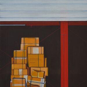 Thoralf Knobloch, 'Kisten', 2019