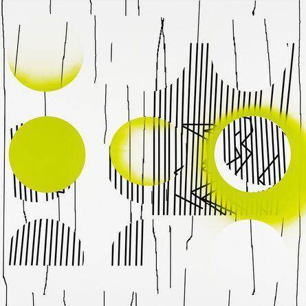 John Pomara, 'Data-Distraction 4', 2017