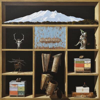 Michael Hight, 'Whanganui River', 2020