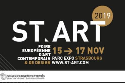 Asiart gallery présente au Salon ST- ART foire Européenne d'Art Contemporain & de Design