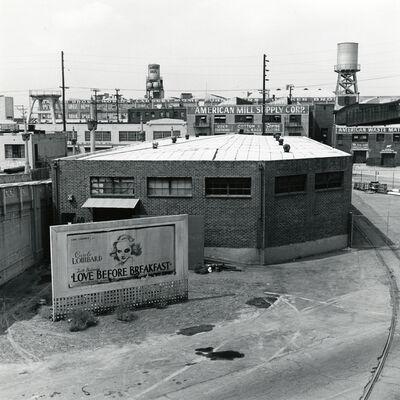 Grant Rusk, '4th Street, Los Angeles', 1981