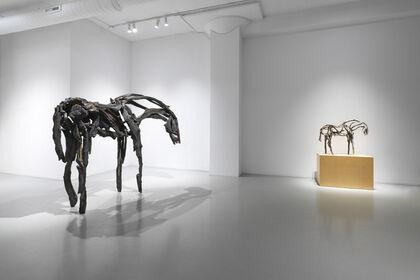DEBORAH BUTTERFIELD - New Sculptures
