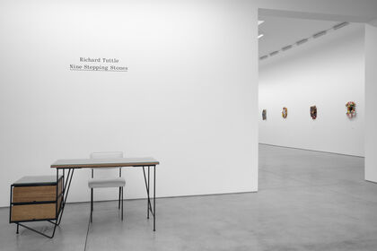 Richard Tuttle | Nine Stepping Stones
