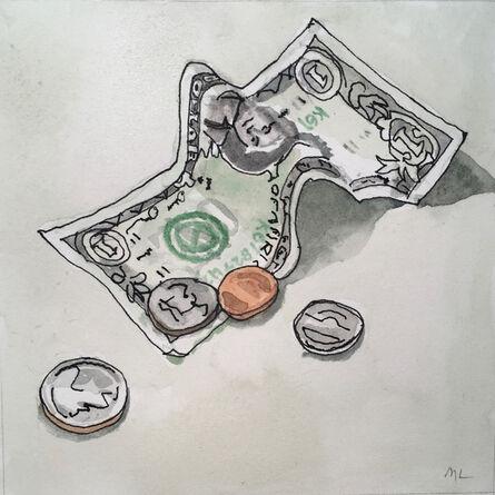 Mary Lawler, 'Money', 2017