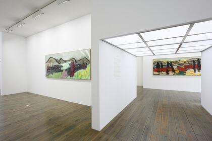 Karel Appel, Horizon of Tuscany