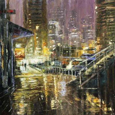 Elena Bond, 'City Port', 2016