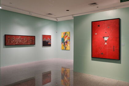 Images of Nation: National Artists in the BPI Art Collection